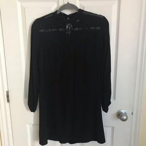 Forever 21 black mini-dress